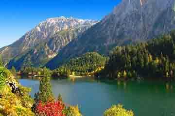 Pirineii Catalani - Parque Nacional d Aigiiestortes