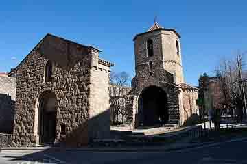 Pirineii Catalani - Sant Joan de Les Abadesses