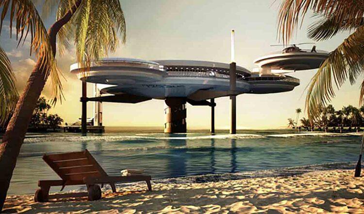 Dubai va gazdui cel mai mare hotel subactvatic din lume