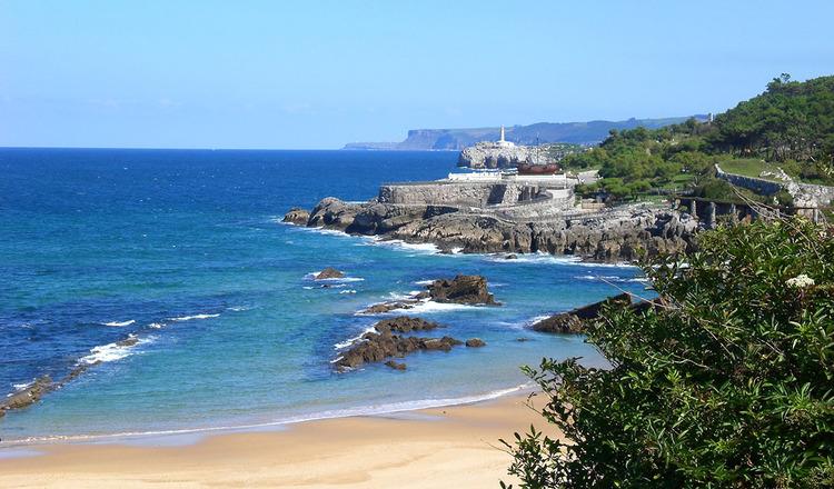 Obiective turistice Santander din Spania