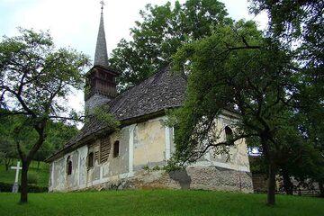 Somcuta Mare - Biserica de lemn Buteasa
