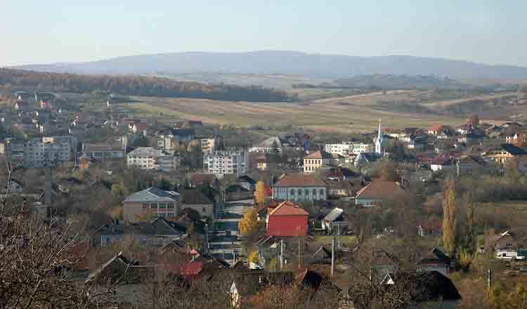 Obiective turistice Somcuta Mare din Romania