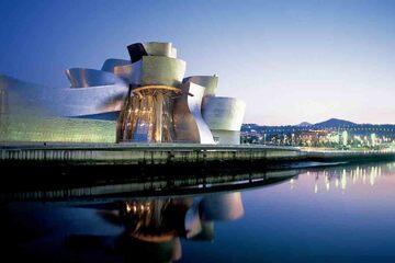 Bilbao - Muzeul Guggenheim