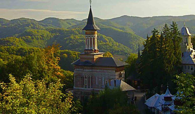 Manastirea din Rohia