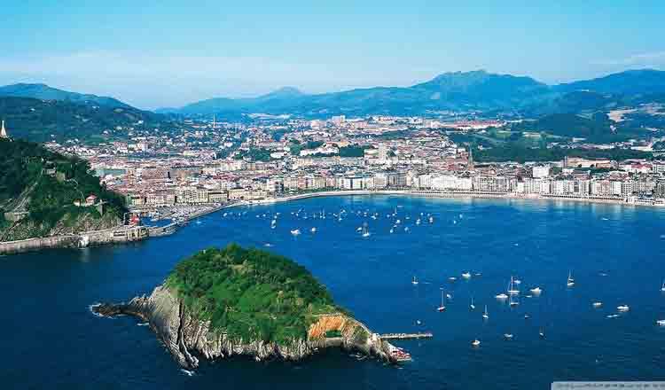 Obiective turistice San Sebastian din Spania