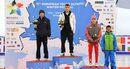 Fote Brasov 2013: Romania ia aurul la Short Track 1000m, prin Emil Imre