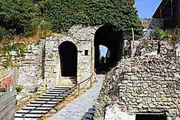 Pompei - Porta Marina