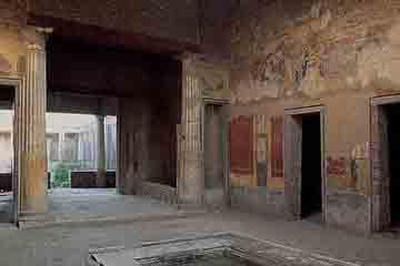 Pompei - Casa del Menandro