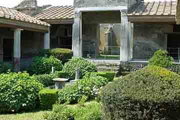 Pompei - Casa degli Amorini Dorati