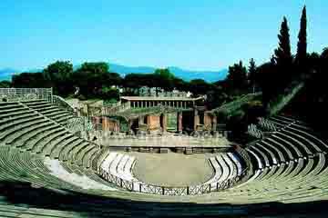 Pompei - Teatro Grande