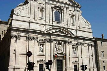 Roma - Biserica Iezuita Roma