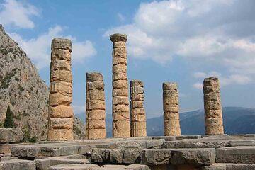 Corint - Templul lui Apollo