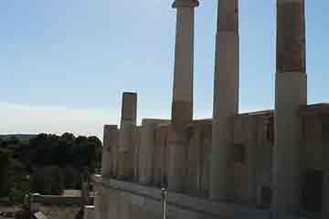 Epidavros - Templul lui Asklepios