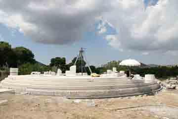 Epidavros - Tholos