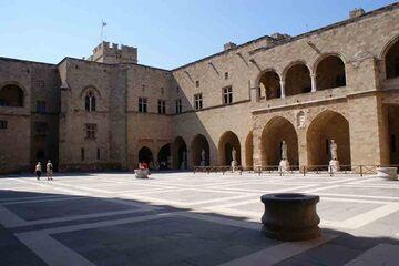 Valletta - Palatul Ordinului de Malta