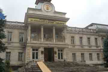Chisinau - Muzeul National de Istorie a Moldovei
