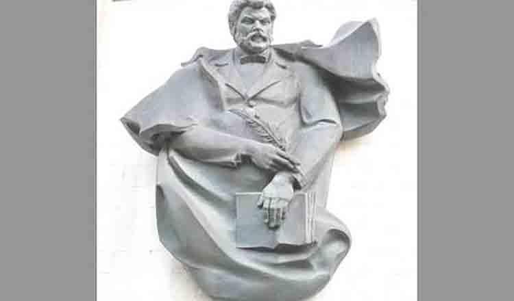 Monumentul scriitorului Ion Creanga
