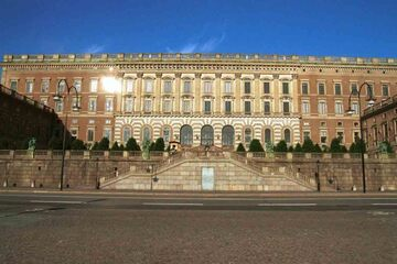Stockholm - Palatul Regal - Kungliga Slottet