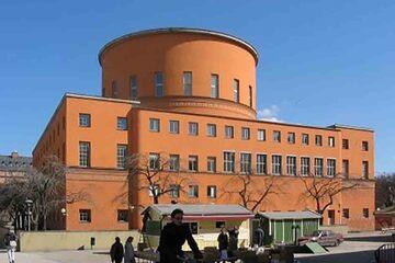 Stockholm - Biblioteca Stockholm