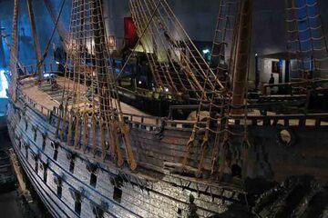 Stockholm - Muzeul Vasa
