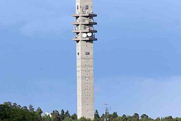 Stockholm - Turnul TV Kaknas