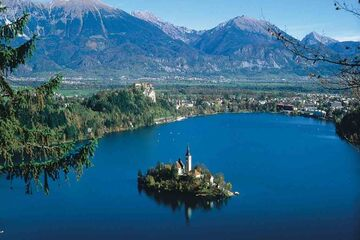 Bled - Lacul Bled