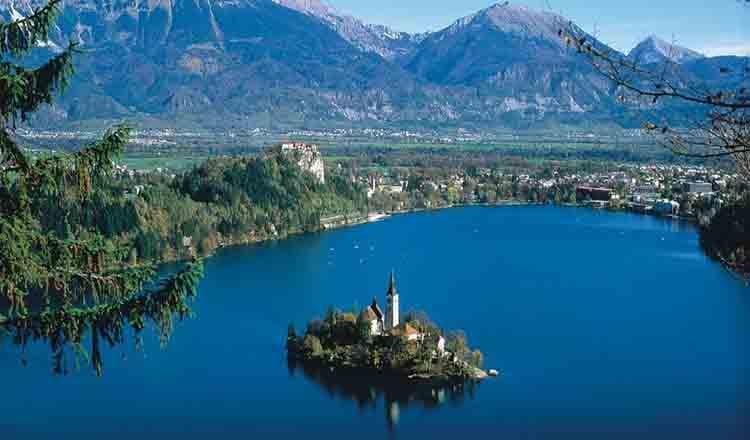 Lacul Bled