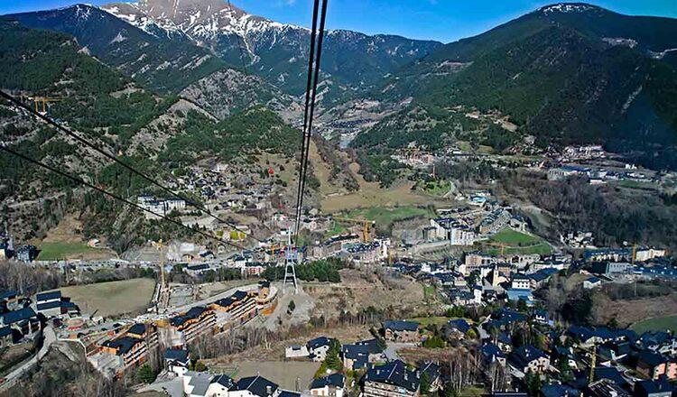 Obiective turistice La Massana din Andorra
