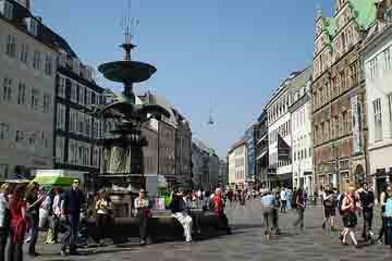 Copenhaga - Stroget