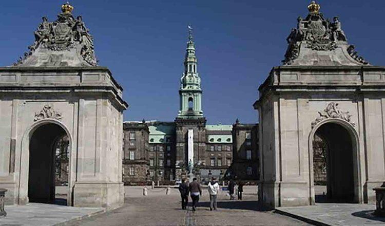Palatul Christiansborg