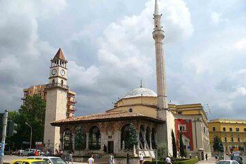 Tirana - Moscheea Et'hem Bey
