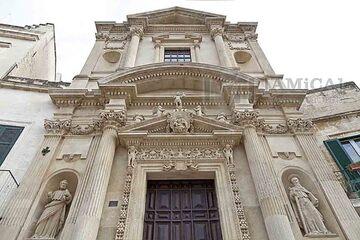 Lecce - Santa Maria delle Grazie
