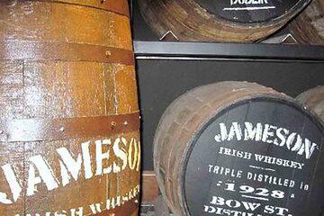 Dublin - Distileria Old Jameson