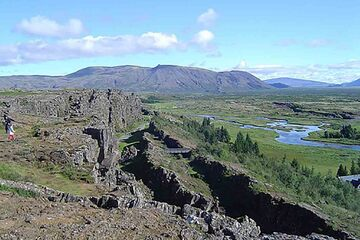 Reykjavik  - Parcul National Thingvellir