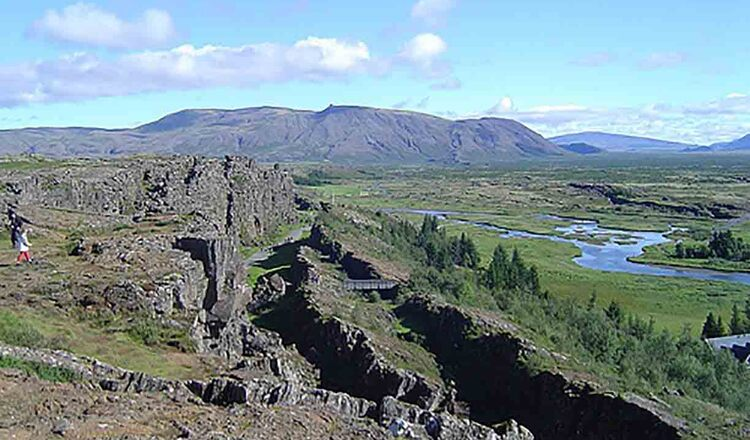 Parcul National Thingvellir