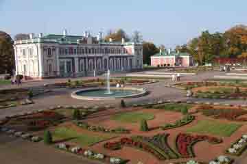 Tallinn - Parcul Kadriorg