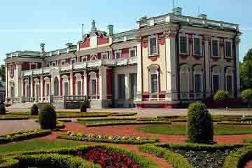 Tallinn - Palatul Kadriorg