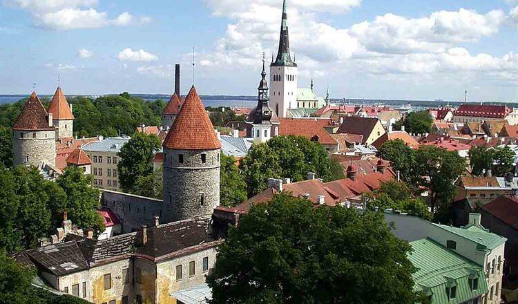 Obiective turistice Tallinn din Estonia