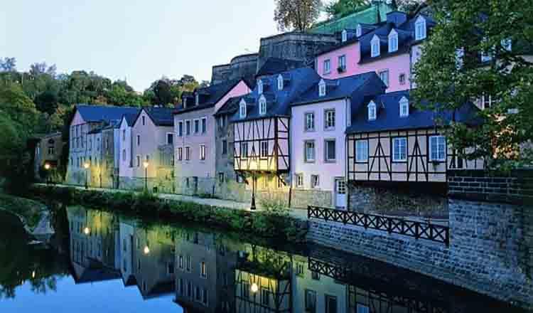 Obiective turistice Luxemburg din Luxemburg