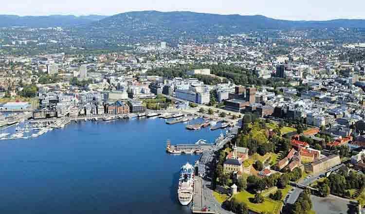 Obiective turistice Oslo din Norvegia