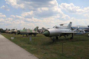 Kiev - Muzeul Aviatiei