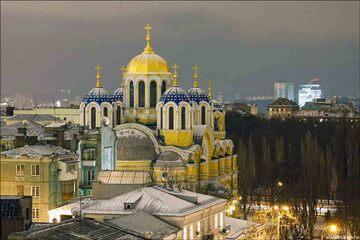Kiev - Catedrala Sf Vladimir