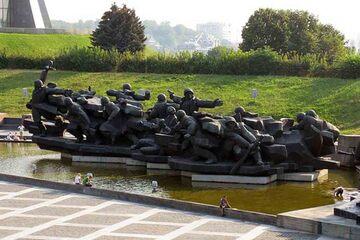 Kiev - Muzeul National al Istoriei Marelui Razboi Patriotic