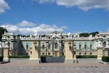 Kiev - Palatul Mariyinsky