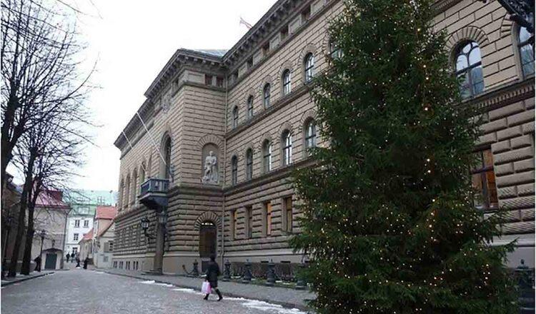 Cladirea Parlamentului Leton