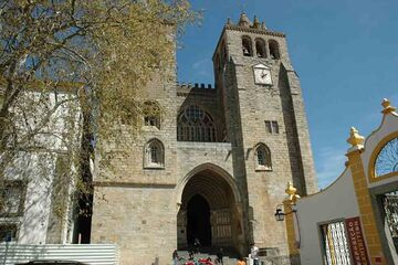 Evora - Catedrala din Evora