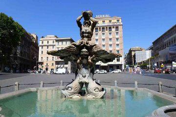 Roma - Fontana del Tritone