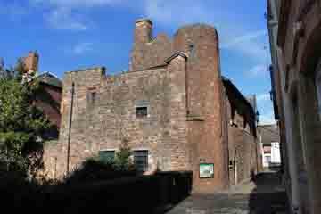 Exeter - Sf Nicholas Priory