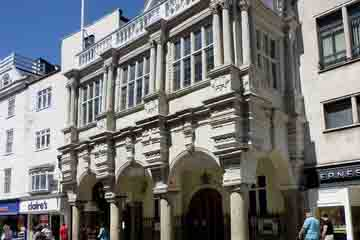 Exeter - Guildhall