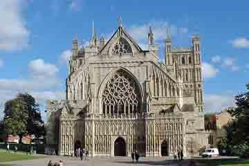 Exeter - Catedrala